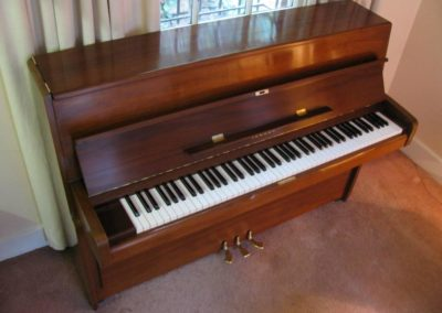 No 33 Yamaha & Stool. Minimum piano & stool rental period is six months.