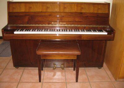 Bernard Steiner Piano & Stool